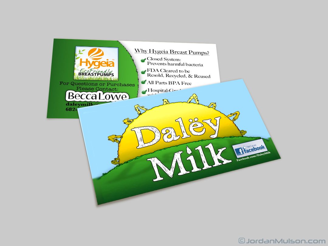 & Brand Business Cards