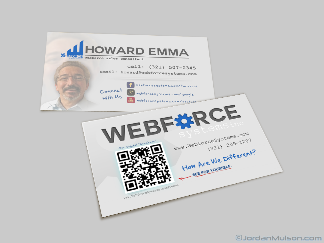 S Rep Business Cards